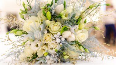 Birmingham Botanical Gardens Blog Winter Wedding Flowers
