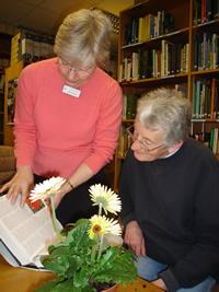 The Library at Birmingham Botanical Gardens
