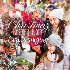 Christmas Fair and Carol Singing in Birmingham