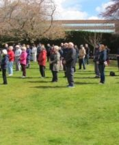 World Tai Chi Day April 27th 2019