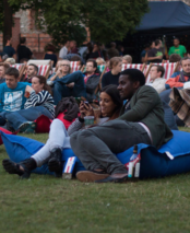 outdoor cinema Birmingham, west midlands 2017