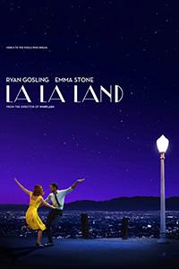 Outdoor cinema screening, La La Land
