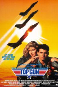 Outdoor Cinemas Screening, Top Gun