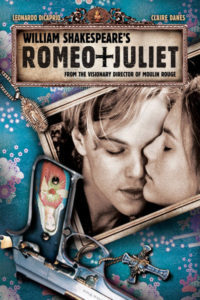 Outdoor cinema screening, Romeo + Juliet