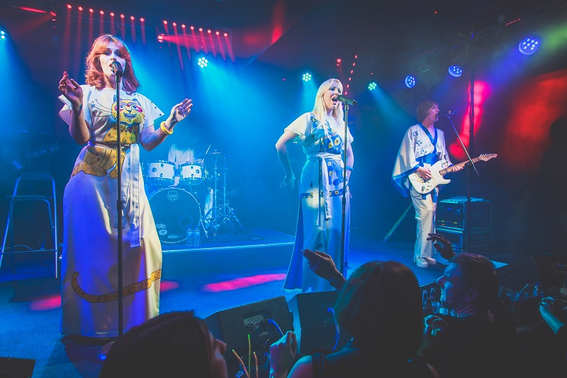 Abba Tribute Band Birmingham 2018