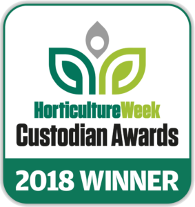 Horticulture Week Custodian Awards 2018 Winner