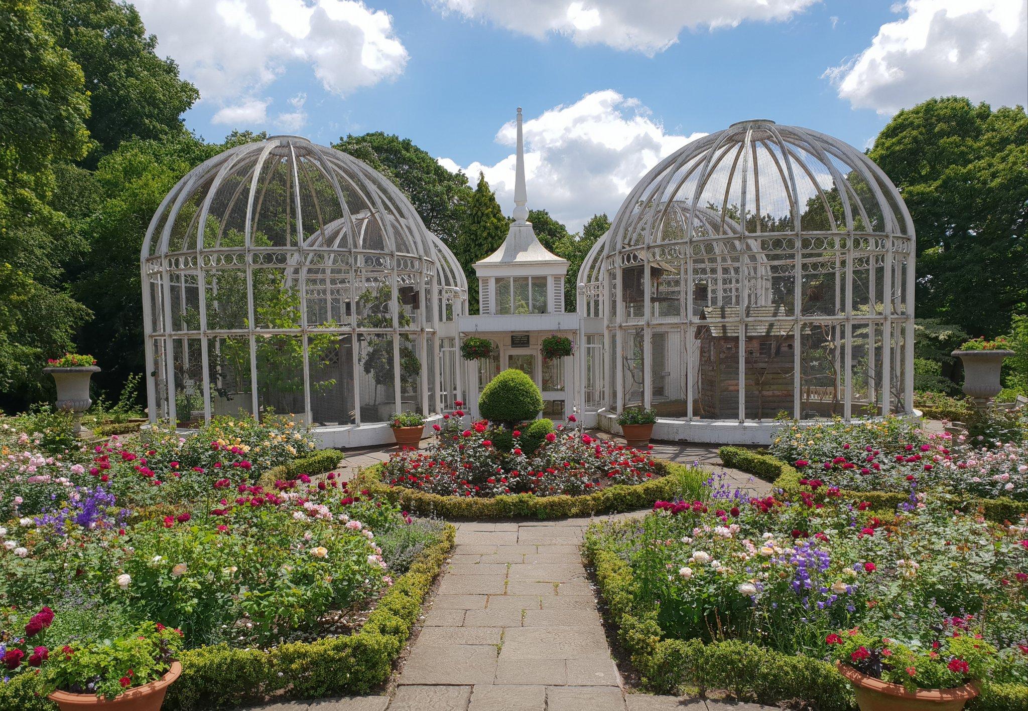 AGM Report - Birmingham Botanical Gardens