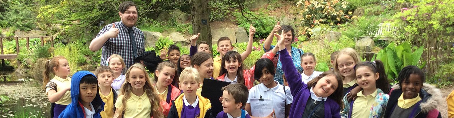 Nursery School Trips Birmingham
