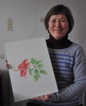 Watercolour Pencil Art Class by Diane Gallivan