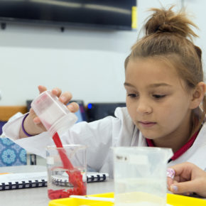 Gardens wins grant for science education work